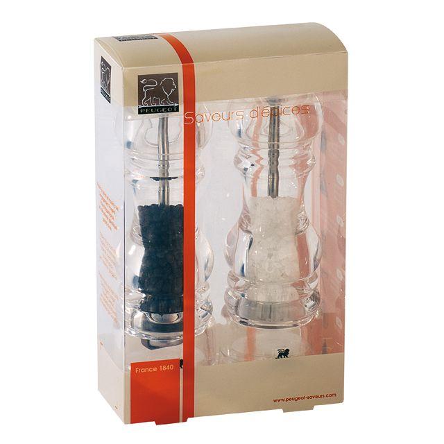 PEUGEOT moulin à poivre + moulin à sel 12cm - 2/900812