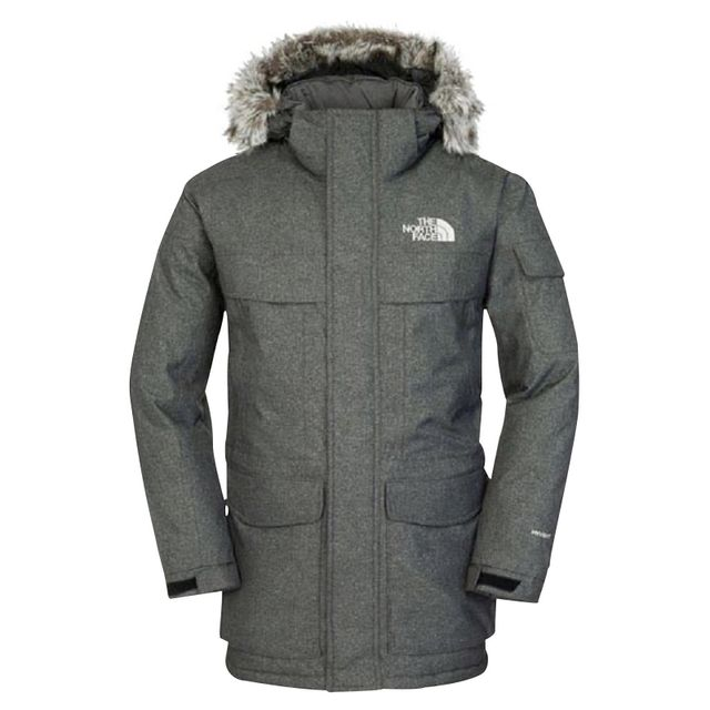 808a5cbf7c5fa The north face - Parka Mcmurdo Gris - L - pas cher Achat   Vente ...