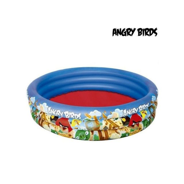 Angry Birds Piscine gonflable 2746