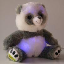Lgri - Peluche Chouka mon panda lumineux