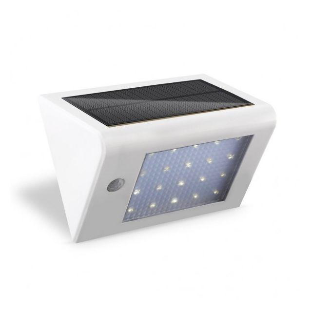 Alpexe 20leds Led Lampe Solaire Lampe De Jardin Avec Detecteur De