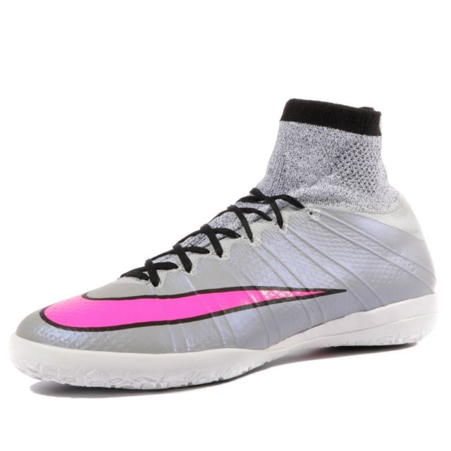 Nike Mercurialx Proximo Ic Homme Chaussures Futsal Gris