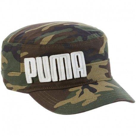 casquette puma militaire