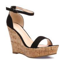 b8325a64bd976a Chaussure a talon compense de 3 cm - Bientôt les Soldes Chaussure a ...