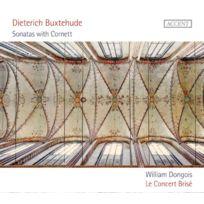 Accent - Dietrich Buxtehude - Sonates avec cornet DigiPack