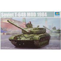 Trumpeter - Maquette Char : Char moyen soviétique T64B, modèle 1984
