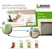 Berner - Signal sans fil de position finale pour porte de garage
