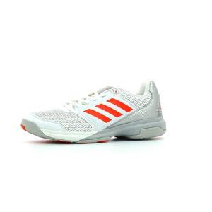 adidas Multido Essence W - Chaussures de Handball pour Femme, Blanc, Taille: 40