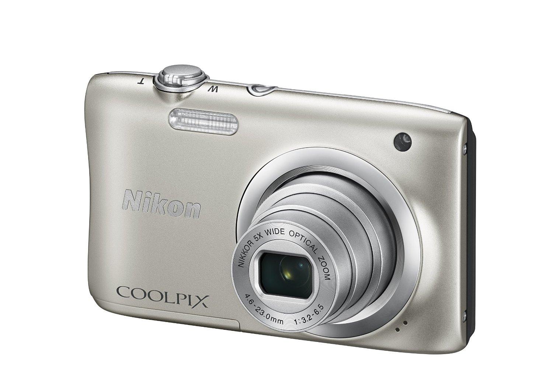 appareil photo compact - coolpix a100 argent