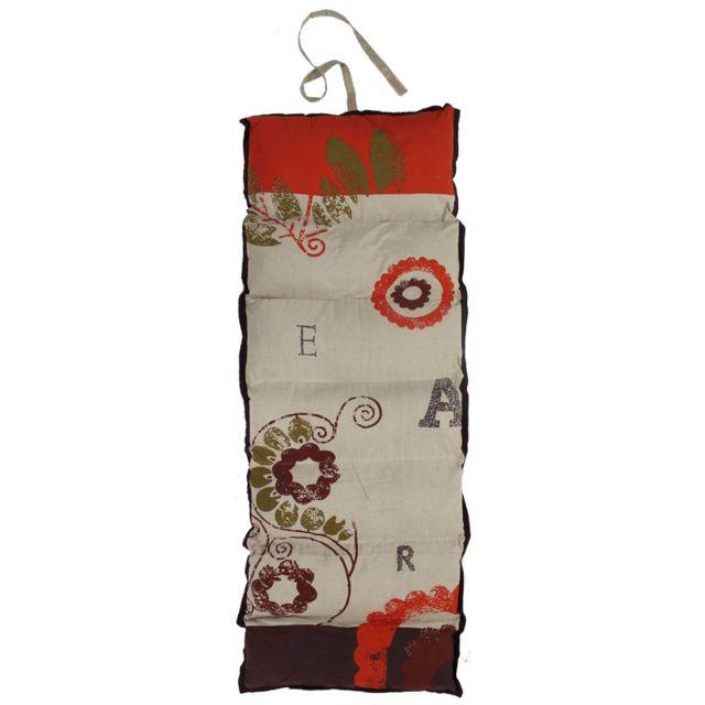 mon beau tapis matelas de plage sienna 60x160 rouge pas cher achat vente coussins. Black Bedroom Furniture Sets. Home Design Ideas