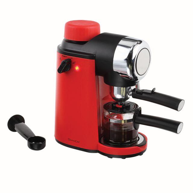 domoclip machine caf expresso dod159 achat cafeti re