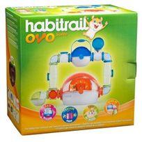 Habitrail - Ovo Suite Cage petits animaux diam 34 cm