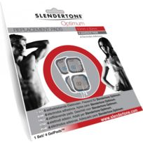 Slendertone - Jeu de 4 Electrodes 5x5cm