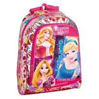 Princesses Disney - Sac à dos Princesse Disney Stars 43 Cm Haut de Gamme