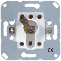 Jung - 134.15 MÉCANISME Interrupteur À ClÉ Bouton Poussoir Unipolaire Volet Roulant