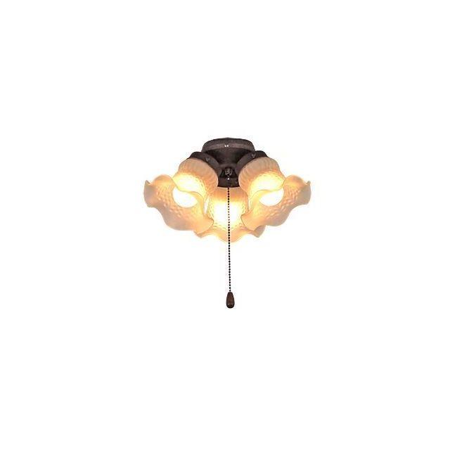Boutica-design Kit Lumière Brun antique 1095 - Casafan - 1095