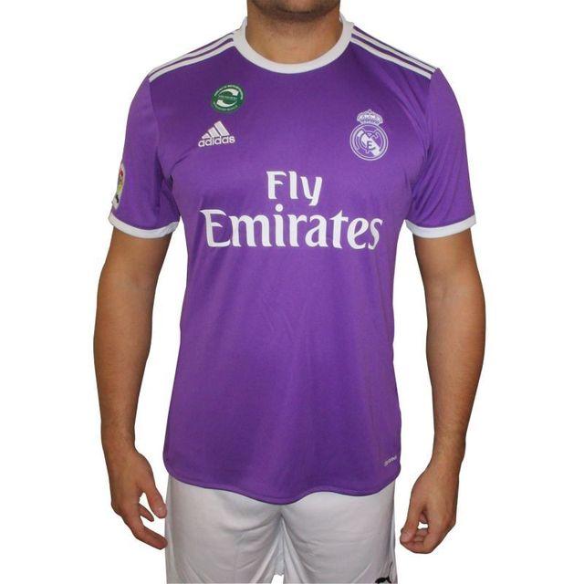 Maillot Extérieur Real Madrid en solde