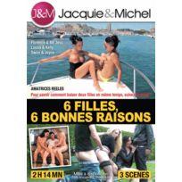 Jacquie Et Michel - 6 filles, 6 bonnes raisons