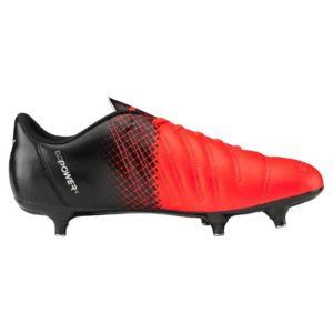 Puma - Chaussure de foot evopower 4.3 sg red blast-white