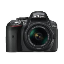 appareil photo reflex - d5300 avec objectif 18-55