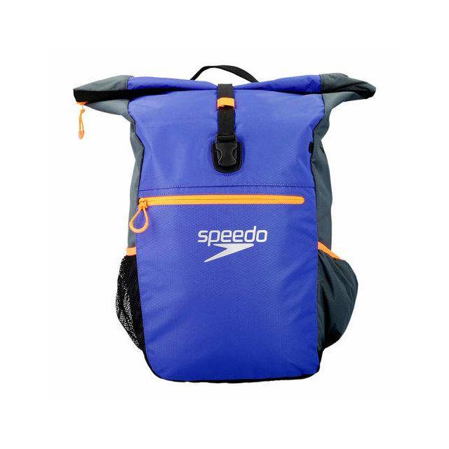 7852b90e0b3acf Speedo - Sac à dos de natation Team Rucksack Iii + 45L bleu orange  Multicolour - pas cher Achat   Vente Sacs de piscine - RueDuCommerce