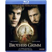Concorde Video - Brothers Grimm BLU-RAY, IMPORT Blu-ray - Edition simple