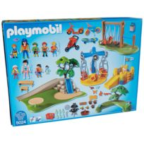 Grand jardin playmobil - catalogue 2019 - [RueDuCommerce - Carrefour]