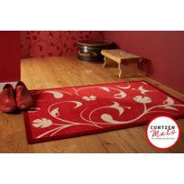 Contzen Design - Paillasson Jardin De Plantes absorbant rouge Lars Contzen