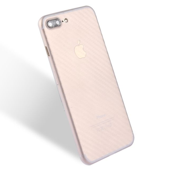 coque iphone 8 carbone fibre