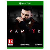 FOCUS HOME INTERACTIVE - Vampyr - Xbox One