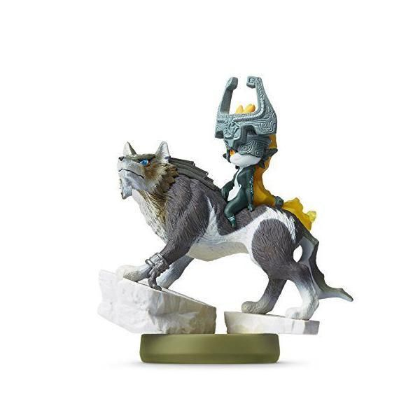 nintendo amiibo 39 the legend of zelda 39 link loup pas. Black Bedroom Furniture Sets. Home Design Ideas
