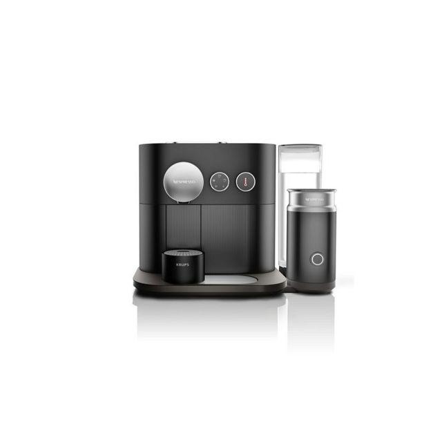 krups cafeti re capsules xn601810 19 bar nespresso 1 2 l 1260w noir pas cher achat vente. Black Bedroom Furniture Sets. Home Design Ideas