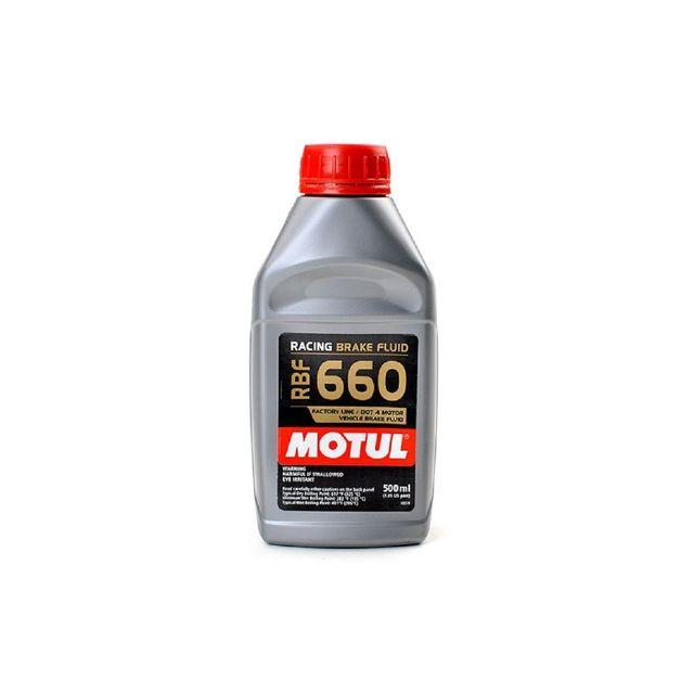 motul liquide de frein rbf 660 bidon de 500 ml achat vente huiles moteurs 4t pas cher. Black Bedroom Furniture Sets. Home Design Ideas