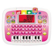 VTech - Tablette P'tit Genius Ourson Rose