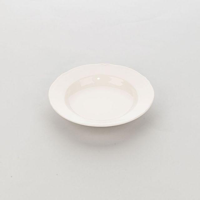 Materiel Chr Pro Assiette Creuse Porcelaine Décorée Taranto Ø 235 mm - Lot de 6 - Stalgast - Porcelaine