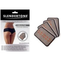 Slendertone - Electrodes de Rechange Short Bottom