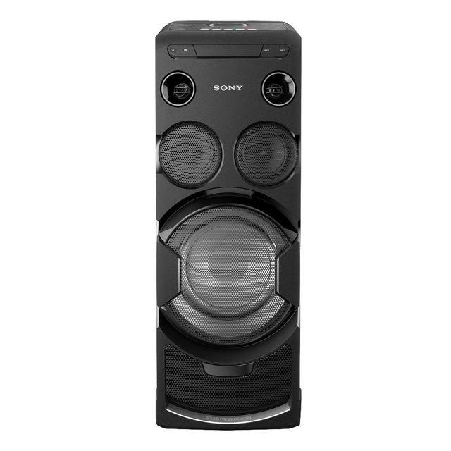 SONY - Chaine hifi - MHC-V77D - Noir