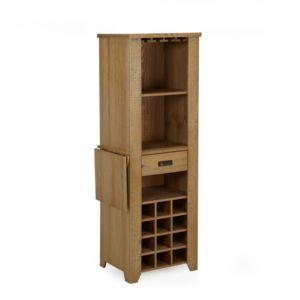 alin a chinon colonne bar en pin massif pas cher achat vente meubles de cuisine. Black Bedroom Furniture Sets. Home Design Ideas