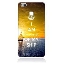 Générique - Coque Huawei P8 - Master of my ship