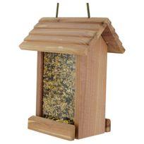 Nature Marke - Mangeoire Cedar Deli pour Oiseaux du Ciel
