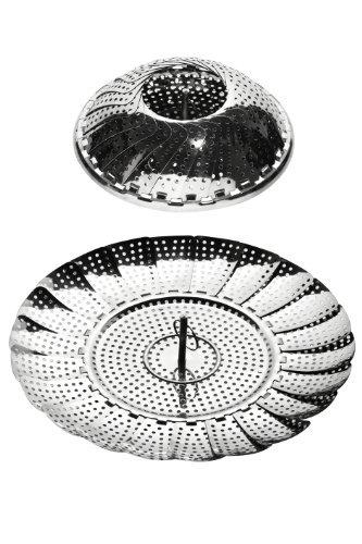 Couscoussier en Acier Inoxydable Diamètre 18-28 cm