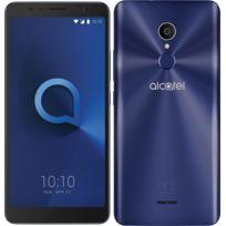 ALCATEL - 3C - Double SIM - Bleu Métallique