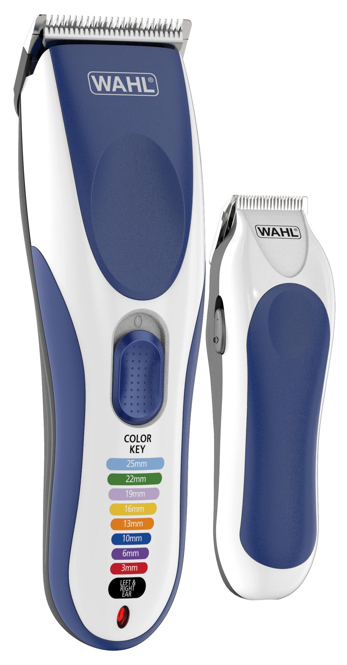 Tondeuse cheveux sans fil Cordless Color Pro - 09649-016 - Bleu