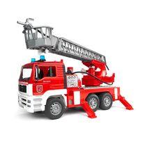 Bruder - Camion de Pompier Electronique