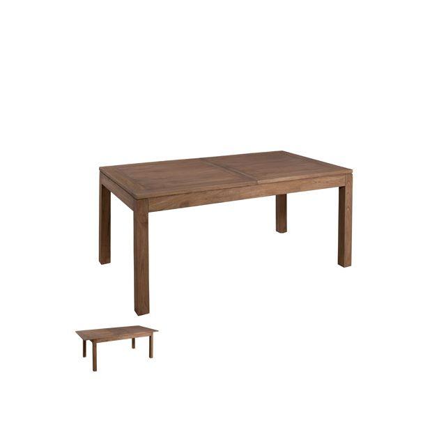 Table à manger rallonge 160/200cm Ricchie