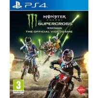 BIG BEN INTERACTIVE - Monster Energy Supercross - Jeu PS4