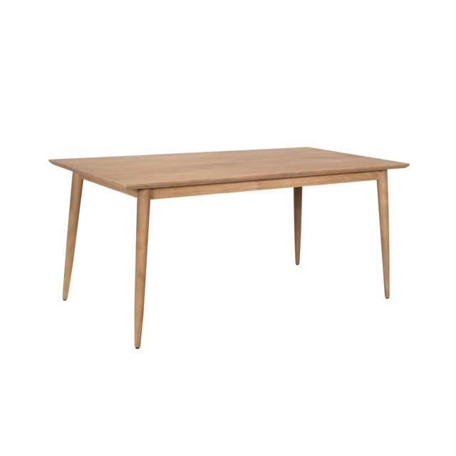 Rendez Vous Deco Table rectangulaire Gute 175 cm en bois