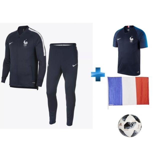Nike Survêtement Equipe Du Monde Pack 2018 L De Coupe France tdCsxBhrQ