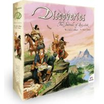 Ludonaute - Jeux de société - Discoveries : The Journals Of Lewis And Clark Vf