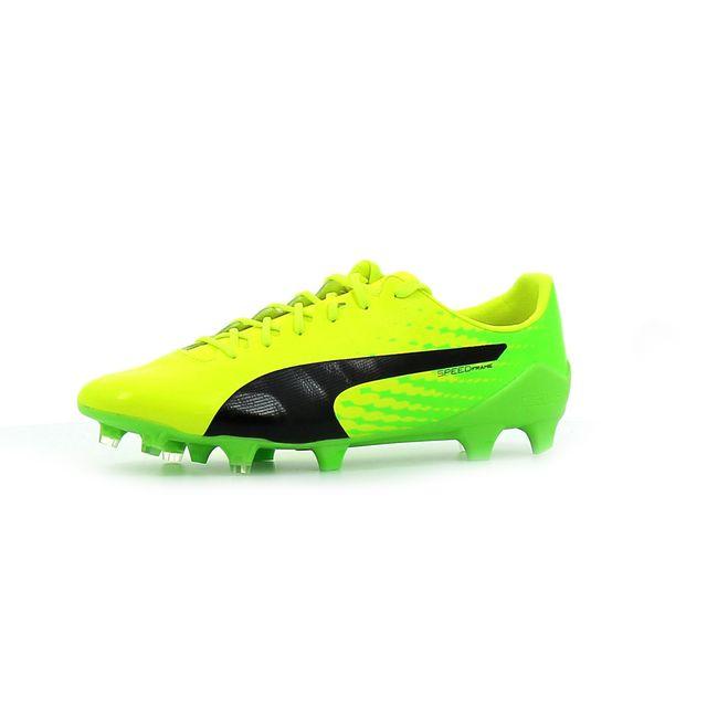 Vente Puma evoSPEED 17 SL S Chaussure De Foot Pas Cher
